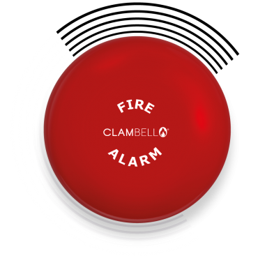 ClamBell Fire Alarm Bell3